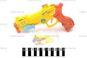 Пистолет с поролоновыми пульками, 159-5