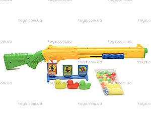 Пистолет с присосками для детей, 6286-2, купить