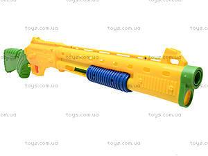Пистолет с присосками для детей, 6286-2, фото