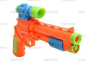 Пистолет с присосками «Меткий стрелок», 9466-20, купить