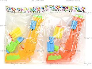 Пистолет с присосками «Меткий стрелок», 9466-20, детские игрушки