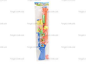 Пистолет с присосками для детей, 6286-2, іграшки