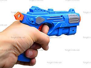 Игровой пистолет с присосками, YJ7979, фото