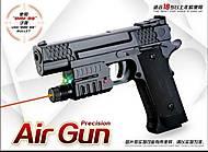 Пистолет с пульками, лазерным прицелом, HY.716-1, фото
