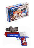 Пистолет «Супергероя», G220-6, купить