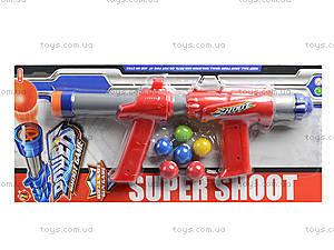 Оружие с шариками Super Shoot, 2102AB, фото