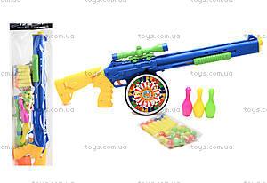 Воздушный пистолет с шариками, 6289-26