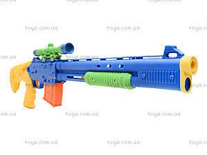 Воздушный пистолет с шариками, 6289-26, игрушки