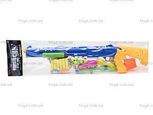 Воздушный пистолет с шариками, 6289-26, детские игрушки
