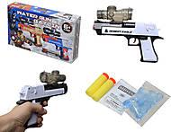 Пистолет с пульками из воды, G220-7, фото