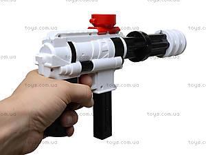 Водяной пистолет с пулями для активной игры, G130-7, отзывы