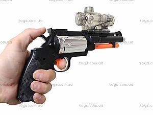 Игрушечный револьвер с пульками, M2, купить