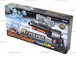 Игрушечный револьвер с пульками, M2, фото