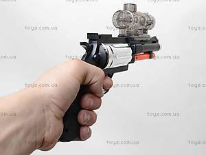 Игрушечный револьвер с пульками, M2, отзывы