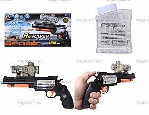 Игрушечный револьвер с пульками, M2
