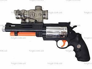 Игрушечный револьвер с пульками, M2, игрушки
