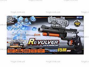 Игрушечный револьвер с пульками, M2, детские игрушки