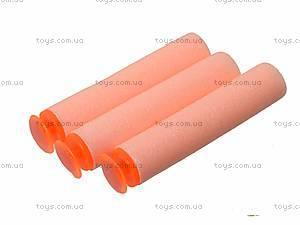 Игрушечный револьвер с пульками, M2, toys.com.ua