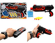 Пистолет с водяными пулями и присосками, XH081