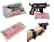 Игрушечный пистолет с водяными пулями, 696-1, купить