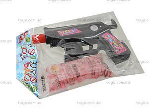 Игрушечный пистолет с водяными пулями, 696-1, отзывы