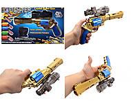 Пистолет с водяными пулями, звук, J0101