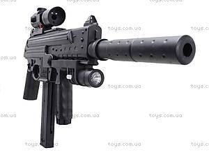 Детский пистолет с глушителем, SM.1306B, отзывы