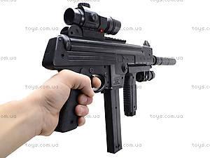 Детский пистолет с глушителем, SM.1306B, игрушки