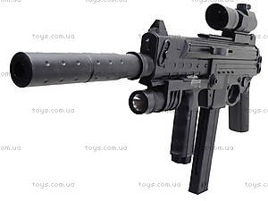 Детский пистолет с глушителем, SM.1306B, магазин игрушек