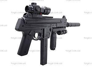 Детский пистолет с глушителем, SM.1306B, toys