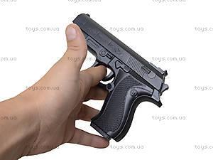 Игрушечный пистолет с пульками, для мальчишек, SM.729, отзывы