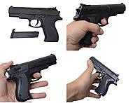 Игрушечный пистолет с пульками, для мальчишек, SM.729, купить