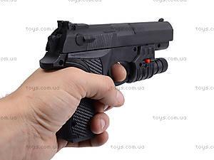 Игровой пистолет с пульками, прицелом, SM.729+, цена