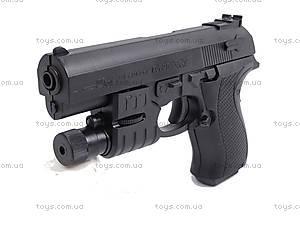 Игровой пистолет с пульками, прицелом, SM.729+, игрушки