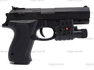 Игровой пистолет с пульками, прицелом, SM.729+, детские игрушки