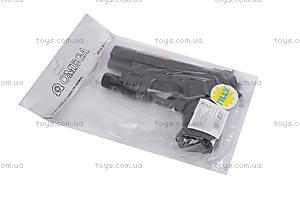 Игровой пистолет с пульками, прицелом, SM.729+, магазин игрушек