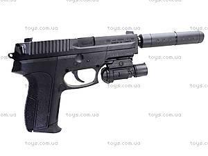 Утяжеленный пистолет с глушителем, SO2022B, купить