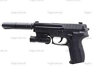 Утяжеленный пистолет с глушителем, SO2022B, цена