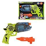"""Пистолет """"Space Gun"""" салатовый (RF306), RF306, интернет магазин22 игрушки Украина"""