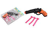 Пластиковый пистолет стреляет присосками, 317, отзывы