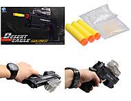Детский пистолет с водными и мягкими пулями, HT9911-3