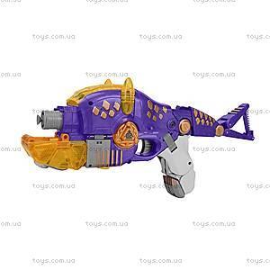 Пистолет-трансформер «Трицератопс», SB376, детские игрушки