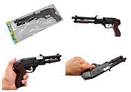 Пистолет - трещётка, 168-13, фото