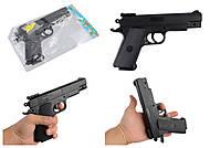 """Пистолет """"VIGOR 032"""", с пульками , 032, фото"""