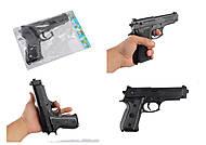 """Пистолет """"VIGOR 038"""" с пульками , 038, фото"""