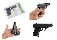 """Пистолет """"VIGOR 040"""" с пульками , 040, фото"""