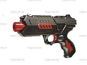Игрушечный пистолет для детей «Защитник», M02+, магазин игрушек