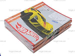 Рабочая тетрадь Hot Wheels, 18 листов, HW14-237K, купить