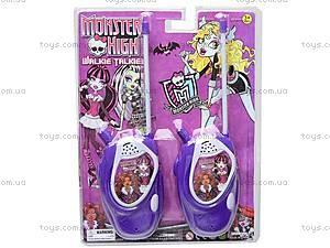 Рации «Monster High», 6309