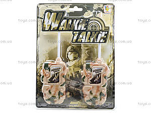 Детская рация Walkie Talkie, 178-28, отзывы